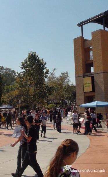 UC Irvine admissions