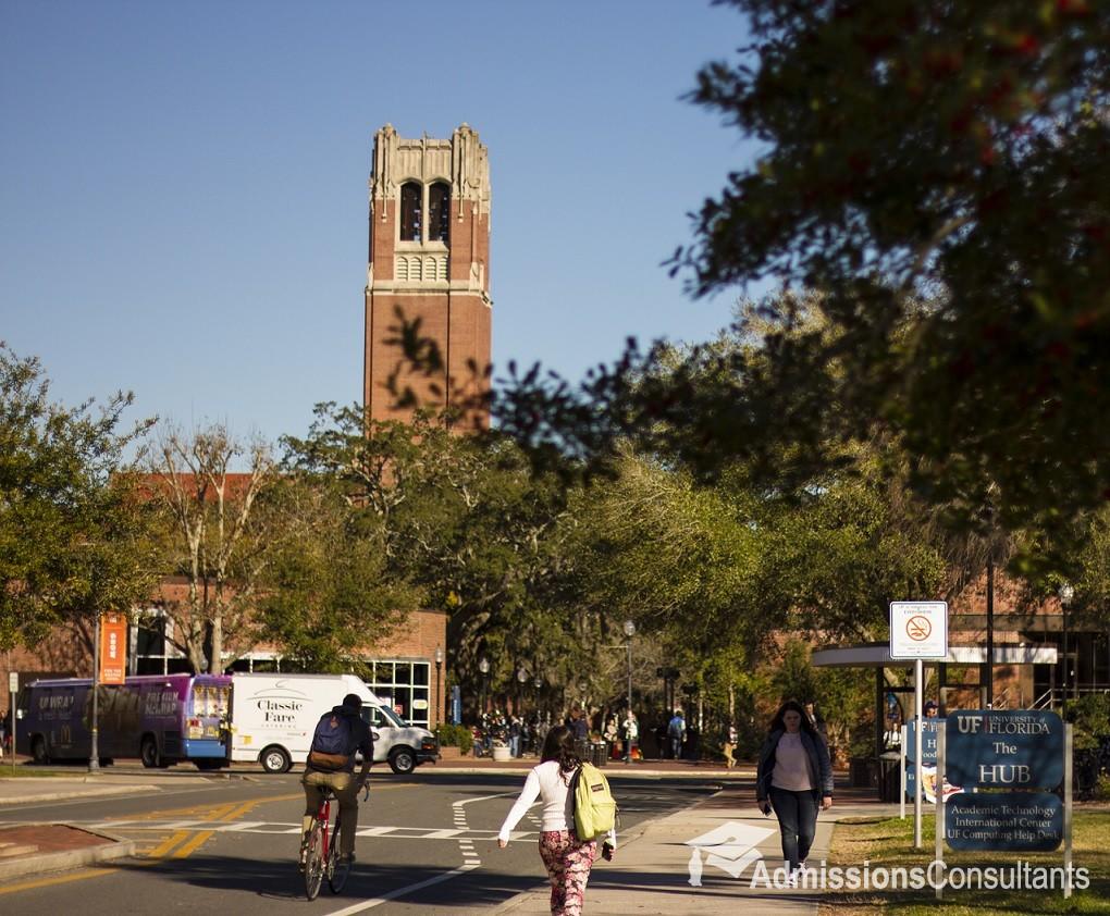 University of Florida admissions