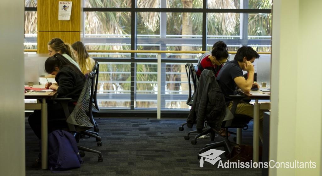 University of Florida application