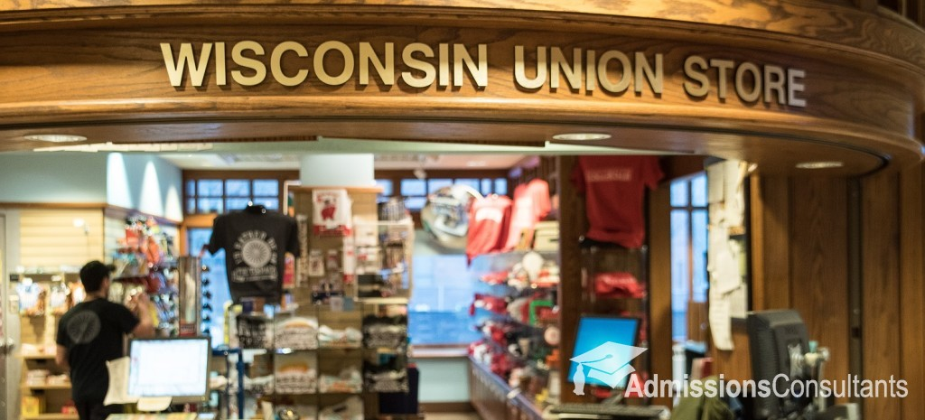 University of Wisconsin admissions