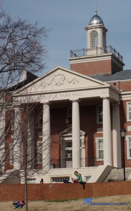 UGA admissions