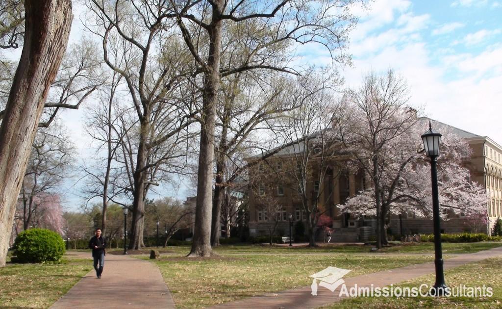 UNC Chapel Hill application