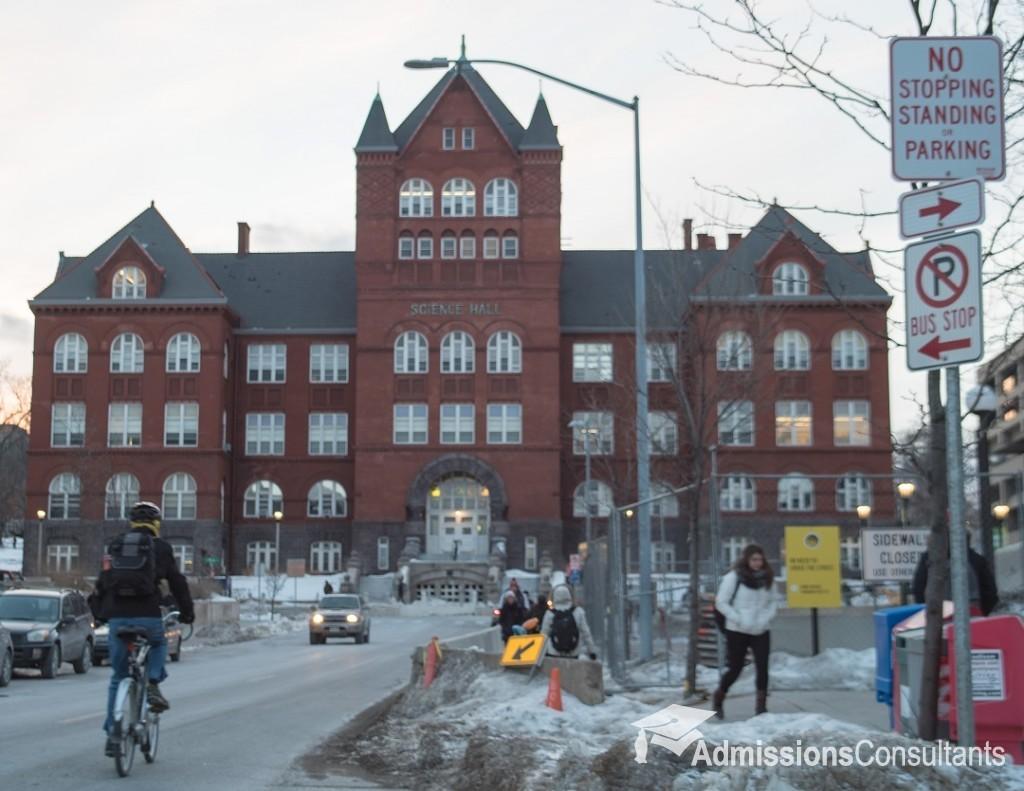 University of Wisconsin admission