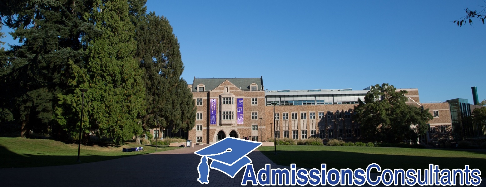 University of Washington admission statistics
